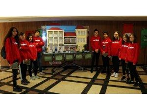 Genç girişimciler Türkiye finali için yarıştı