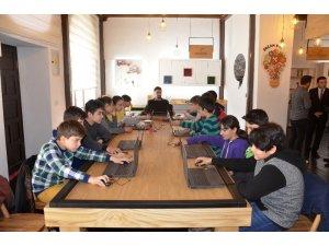 Malatyalı öğrenciler geleceğe hazırlanıyor