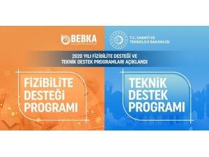 BEBKA  2020 yılı fizibilite desteği ve teknik destek programlarını başlattı