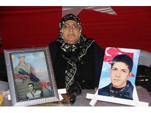 HDP önündeki ailelerin evlat nöbeti 200'üncü gününde