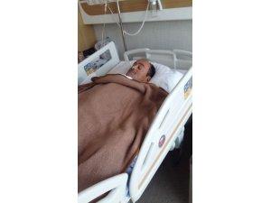 Ameliyat olan hastanın böbreğinden 120 adet taş çıktı