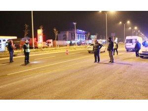 Uyuşturucu haplarla yakalanan şahıs tutuklandı