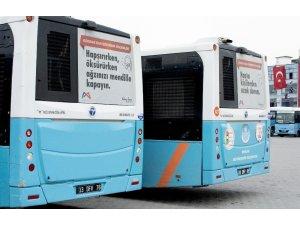 Mersin'de sağlık çalışanlarına ulaşım ücretsiz oldu