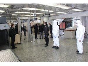 Korona virüse karşı AŞTİ'ye termal kamera