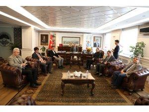 """Başkan Palancıoğlu: """"Miraç gecesi nefis muhasebesi için bir fırsattır"""""""