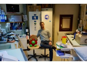 Korona virüsün görülmediği tek yer Antarktika