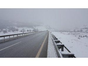 Doğu'da buzlanma, don ve çığ uyarısı