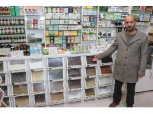 Karaman'da korona virüse karşı aktarlara olan talep arttı
