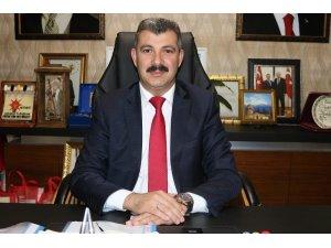 """AK Parti İl Başkanı Altınsoy: """"Birlikte başaracağız"""""""
