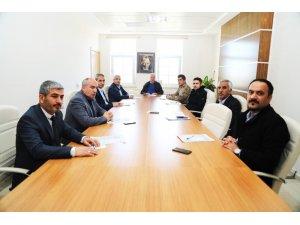 Battalgazi'de vefa sosyal destek grubu oluşturuldu