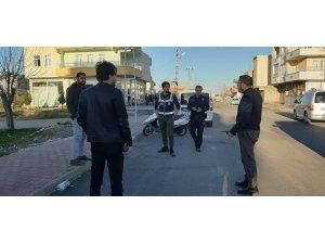 Akrabaların arazi kavgasını polis engelledi