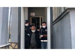 İstanbul'da yaşlı adamı kolonya uzatarak gasp eden şahsa adli kontrol