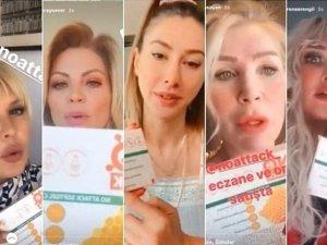 Sahte ilacın reklamını yapan ünlülere soruşturma