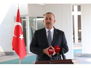 """Dışişleri Bakanı Çavuşoğlu: """"11 seferle 8 ülkeden 2 bin 721 öğrencimizi ülkemize getirmiş olduk"""""""