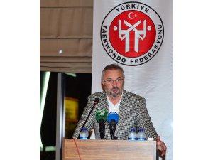 """Tamer Taşpınar: """"Sporcularımızda bir problem yok"""""""