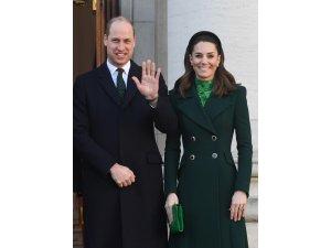 Prens William korona virüs şakası yaptı, babası Prens Charles virüse yakalandı