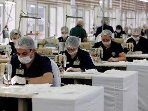 Akar talimat verdi Bakanlığa bağlı fabrikalarda maske üretimi arttı