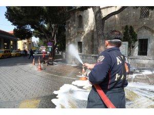 Efeler Belediyesi'nden Korona virüse karşı videolu mücadele