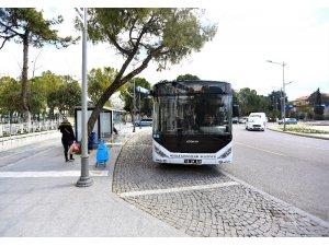 Muğla'da toplu taşıma araç kullanımı yüzde 31'e düştü