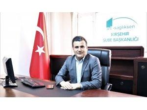 """Kırşehir Sağlık Çalışanları Derneği, """"Toplumsal uyumla virüs savaşında başarılı oluruz"""""""