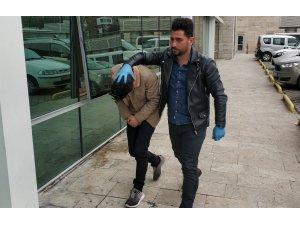 Samsun'da uyuşturucu ticaretinden 2 kişi gözaltına alındı