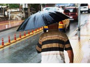 Aydın'da yağışla birlikte hava soğuyacak