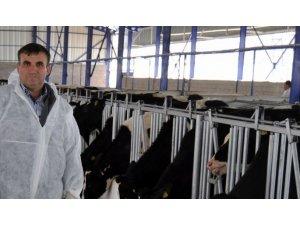 Süt Üreticileri Birliği Başkanı Tuna: