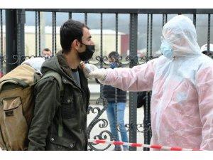 Yurt dışından getirilen 257 vatandaş daha Sakarya'da karantina altına alındı