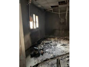 Darbeci General Hafter'e bağlı milisler Trablus'ta hastane bombaladı