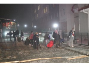 Bolu'da 2 ülkeden gelen 70 kişi karantinaya alındı