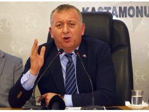 """Başkan Aydın, """"Kastamonu, vaka sayısının en yüksek olduğu il olarak gösterilmek isteniyor"""""""