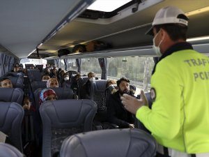 İstanbul'dan otobüsle şehir dışına çıkışlar saat 17.00 itibari ile durduruldu