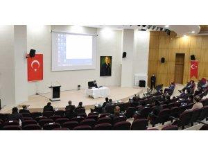Vali Güzeloğlu başkanlığında Pandemi Kurulu Toplantısı yapıldı