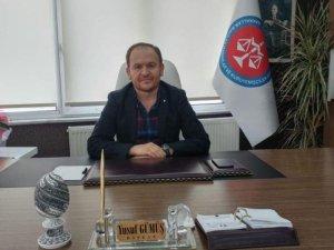 """Çorlu Bakkallar Odası Başkanı Yusuf Gümüş: Zorlu süreci el birliği ile atlatacağız"""""""