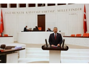 TBMM İdare Amiri Hasan Turan'dan Giresun'a korona virüs bağışı