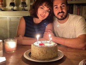 Sevgiliden romantik kutlama