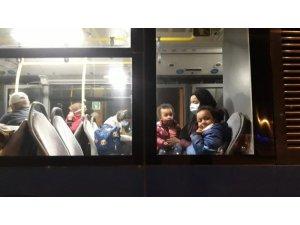 Ankara'da Umre dönüşü karantinaya alınan vatandaşların bir kısmı başka yurda götürüldü
