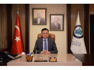 Rektör Şenocak'tan Kanser Haftası mesajı