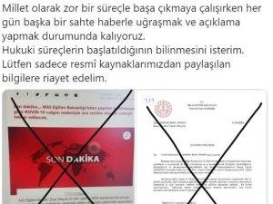 Bakan Selçuk'tan personel maaşından kesinti yapılacağı iddiası hakkında açıklama