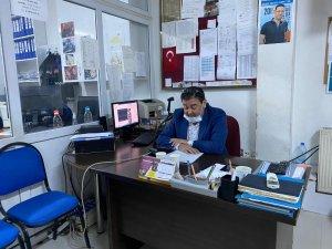 Başkan Tokat, belediye hoparlöründen halka seslendi