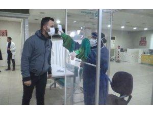 Sağlık çalışanlarına kabinli tedbir