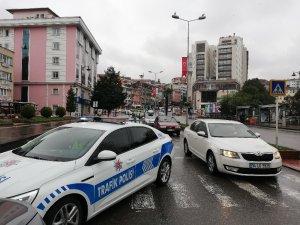 Otoparklar Korona virüs tedbirleri nedeniyle kapatıldı