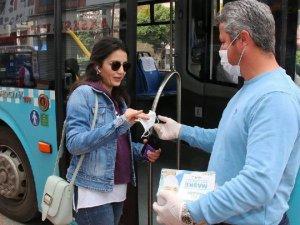 20-65 yaş arası vatandaşlara ücretsiz maske dağıtılacak
