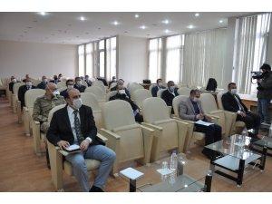 Kars'ta 'İl Pandemi Kurulu' Toplantısı yapıldı