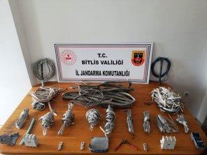 Hırsızlık şüphelisi 3 kişiye 3 bin 150'şer TL 'sokağa çıkma' cezası