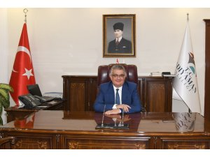 Vali Aykut Pekmez'in 10 Nisan Polis Haftası mesajı
