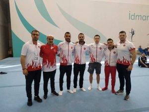 Artistik Cimnastik Dünya Kupası'nda nihai sonuç açıklandı