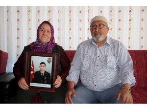 """Şehit ailesinden 'Biz Bize Yeteriz Türkiyem"""" kampanyasına duygulandıran destek"""