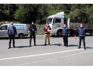 Zabıta ekiplerinden polis ekiplerine sürpriz