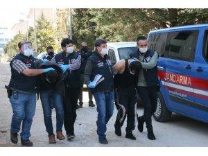 Polis Haftası'nda 2 polisi darp eden şahıslar adliyeye sevk edildi
